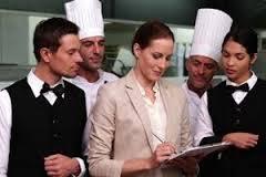 Если персонал ресторана нарушает субординацию